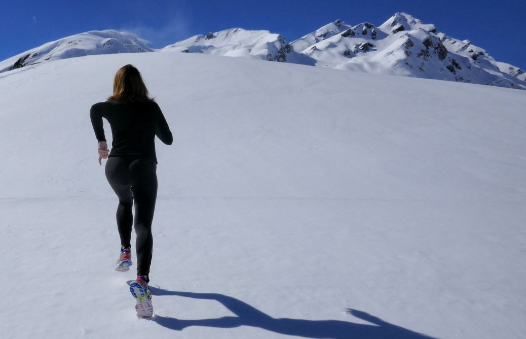 Running in Cold Weather and Winter