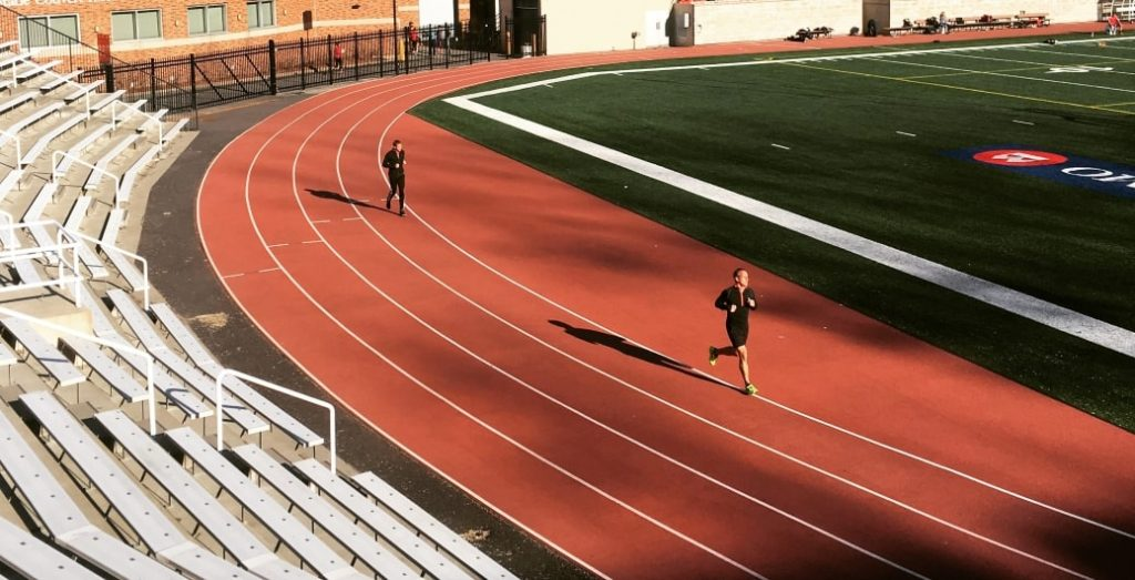 How to Run Standard Track Intervals