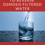 Add Minerals to Reverse Osmosis Water