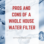 Whole House Water Filter Pros Cons
