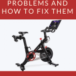 Common Peloton Bike Problems