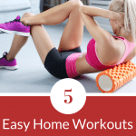 Coaches Corner: 5 Easy Home Workouts During Lockdown