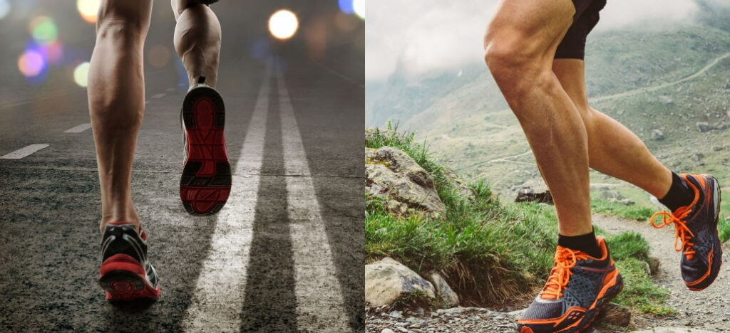 Does Trail Running Help Road Running?