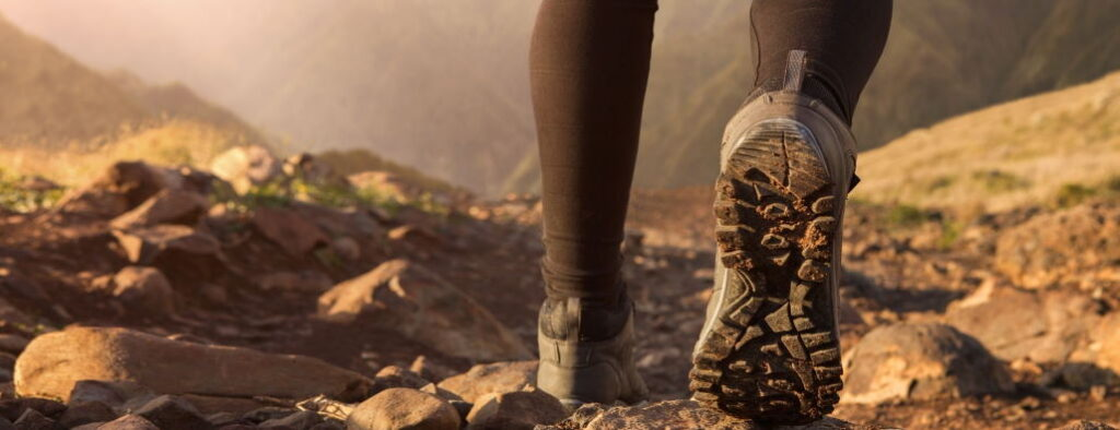 Are Trail Running Shoes Good For Walking?